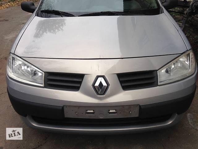 бу Б/у капот для легкового авто Renault Megane II в Луцке