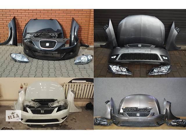 продам Б/у капот для легкового авто Seat Leon бу в Львове