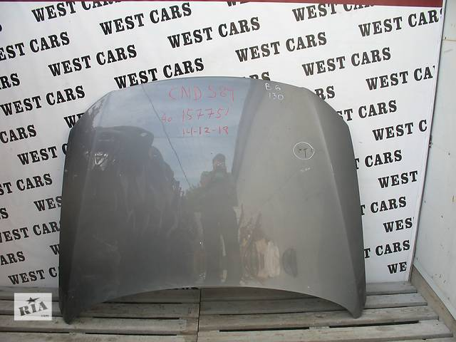 бу Б/у капот для легкового авто Volkswagen Passat 2006 в Луцке