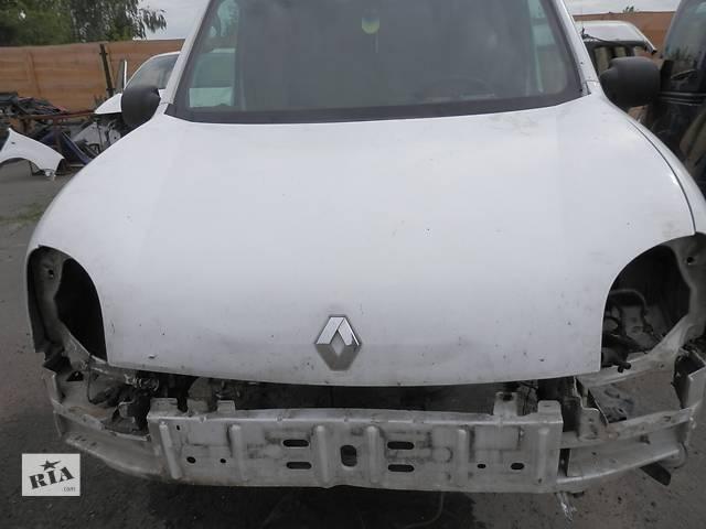 бу Б/у капот для минивена Renault Kangoo в Радивилове