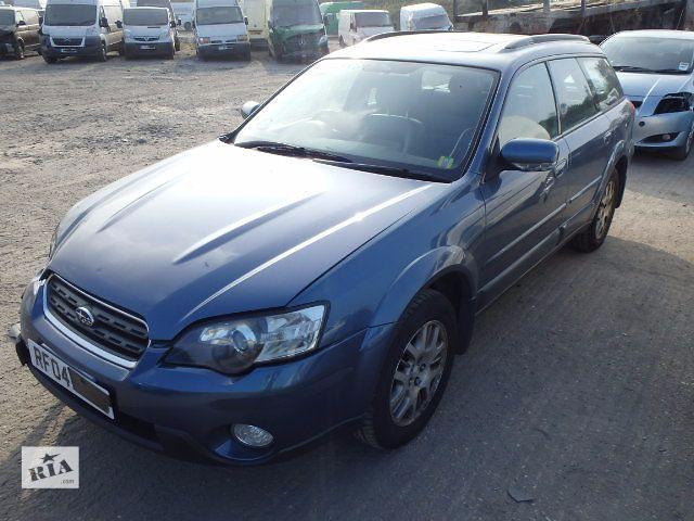 купить бу б/у Капот Хэтчбек Subaru Outback 2005 в Львове