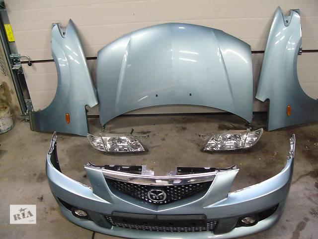 продам Б/у Капот Mazda 6 2002-2008 бу в Киеве