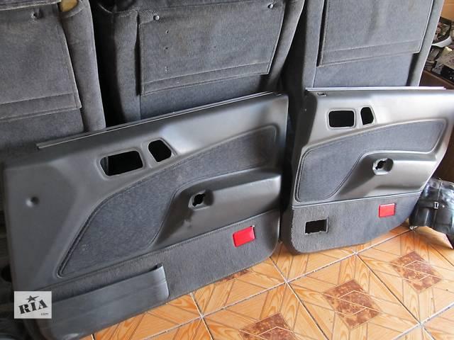 продам Б/у карта двери для легкового авто Mitsubishi Galant бу в Малине (Житомирской обл.)