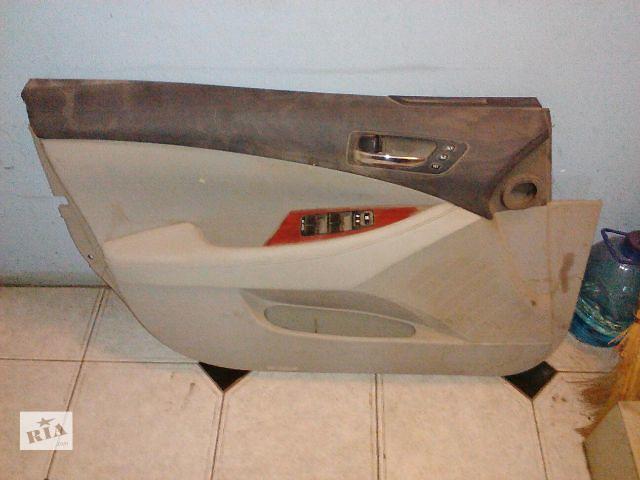 продам Б/у карта двери для седана Lexus ES 2007 бу в Киеве
