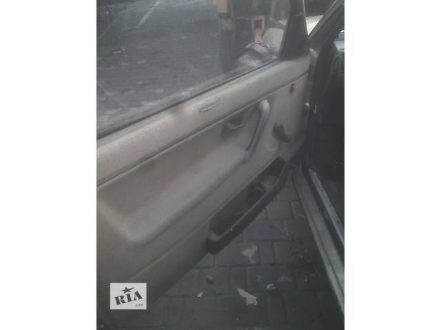 Б/у карта двери для седана Volkswagen Jetta- объявление о продаже  в Ивано-Франковске