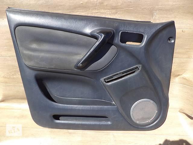продам Б/у карта двери передняя левая  для кроссовера Toyota Rav 4 2002-2005г бу в Николаеве