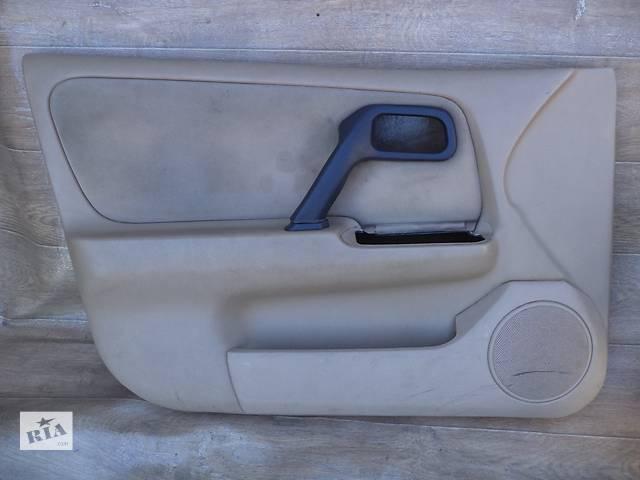 бу Б/у карта двери  передняя левая 80901-BE812 для седана Nissan Primera P11 2000г в Николаеве
