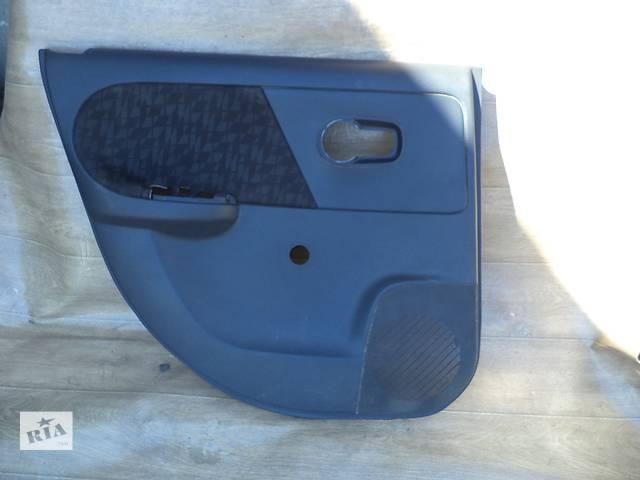 бу Б/у карта двери задняя левая 82901-9U02B для хэтчбека Nissan Note 2006г в Николаеве
