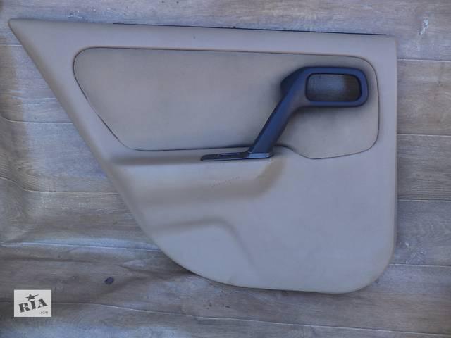 купить бу Б/у карта двери задняя левая 82901-9F672 для седана Nissan Primera P11 2000г в Николаеве