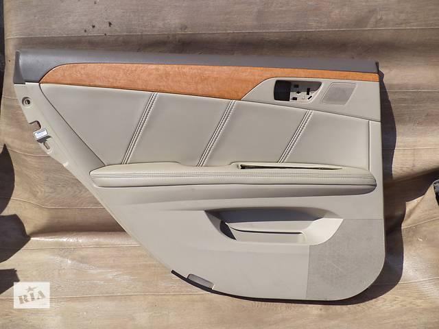 купить бу Б/у карта двери  задняя левая для седана Toyota Avalon  2008г в Николаеве