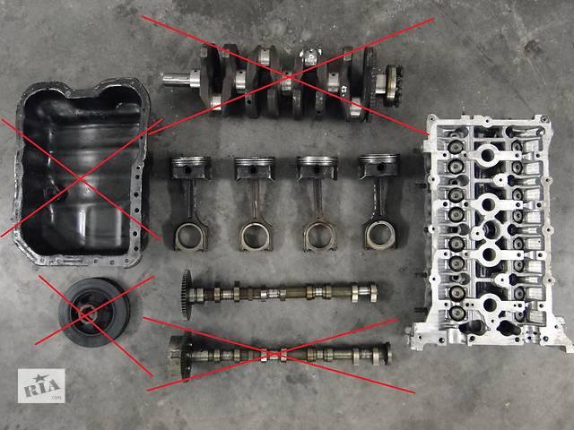 купить бу Б/у Розпредвали,шатуни,головка блока Hyundai Sonata 2.4 06-08р. в Львове