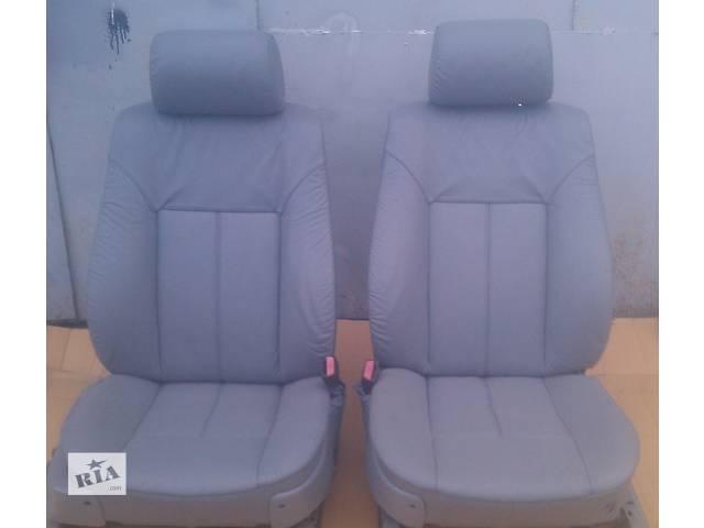 бу Б/у комплект сидений для седана BMW 740 E38 1995г в Киеве