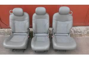 Б/у Комплект задних сидений трансформер. Renault Kangoo,Scenic I 1997-2015. Citroen Berlingo,Volkswagen Caddy 2003-2013.