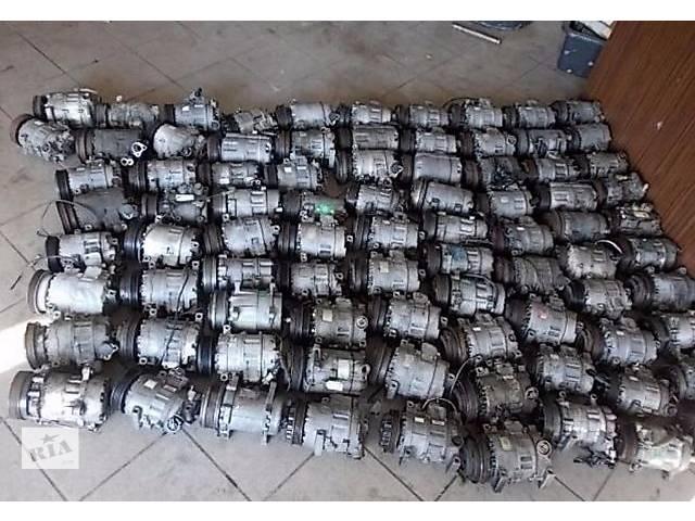 купить бу Б/у компрессор кондиционера для легкового авто Nissan Micra K11 K12  K13 в Львове