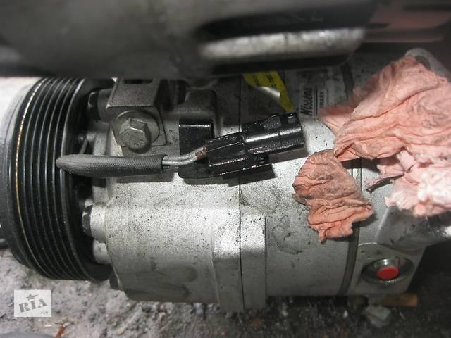 бу Б/у компрессор кондиционера Renault Trafic 2.0 dci 2007-2013 в Ровно