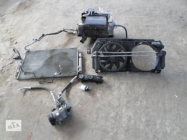 бу Б/у Кондиціонер Компрессор кондиционера Volkswagen Crafter Фольксваген Крафтер 2.5 TDI 2006-2010 в Луцке