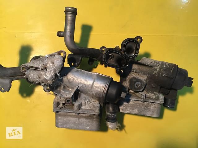 купить бу Б/у корпус масляного фильтра для легкового авто Opel Vivaro в Ковеле