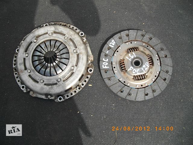 продам Б/у корзина сцепления для легкового авто Ford Focus 2012 бу в Львове