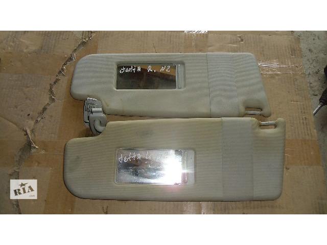 продам Б/у козырёк солнцезащитный левый и правый для легкового авто Volkswagen Jetta 2008 бу в Коломые