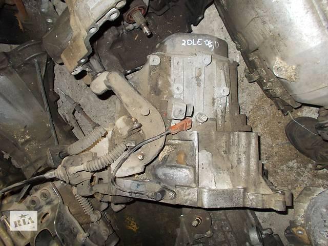 купить бу Б/у Коробка передач КПП Fiat Scudo 1.9 d № 20LE08 в Стрые