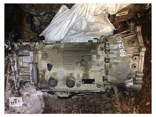 бу Б/у кпп для легкового авто Mitsubishi Pajero 3.8 в Ужгороде