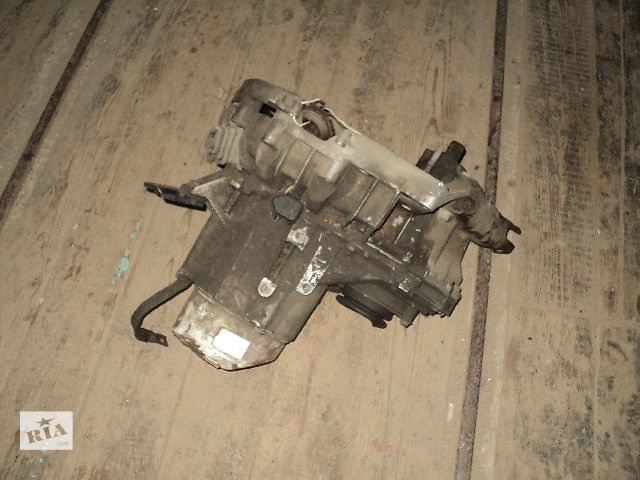 продам Б/у кпп для минивэна Renault Kangoo 1999 бу в Тлумаче