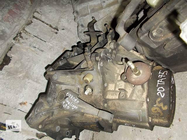 Б/у Коробка передач КПП Peugeot Partner 1.9 d № 20TA75- объявление о продаже  в Стрые