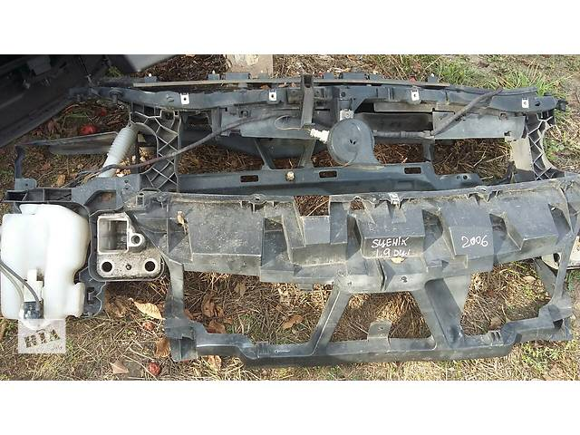 продам Б/у кронштейн крепления радиатора для легкового авто Renault Scenic бу в Тернополе