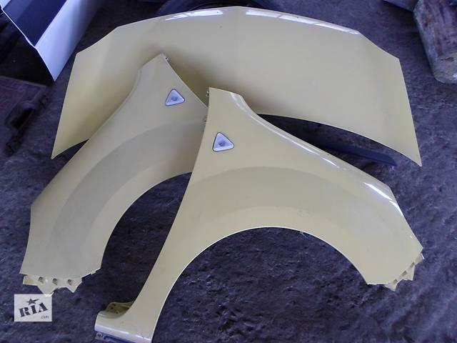 Б/у Крила крыло переднее/заднее Renault Kangoo Кенго 1,5 DCI 2008-2012- объявление о продаже  в Рожище