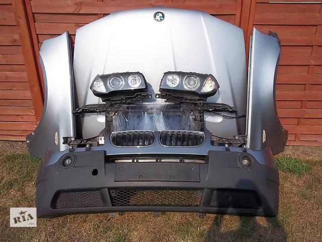 Б/у крыло переднее для легкового авто BMW X3 e83- объявление о продаже  в Львове