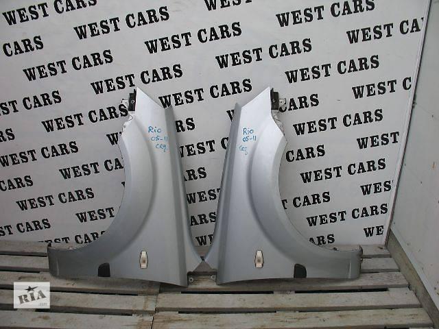 продам Б/у крыло переднее для легкового авто Kia Rio 2007 бу в Луцке