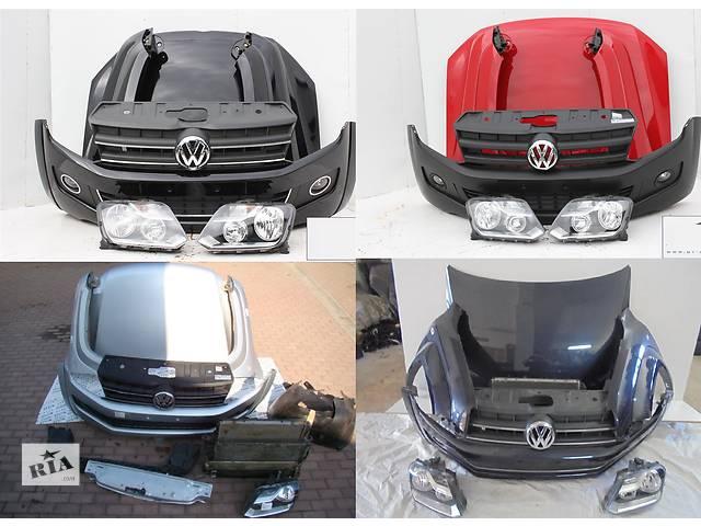 Б/у крыло переднее для легкового авто Volkswagen Amarok- объявление о продаже  в Львове