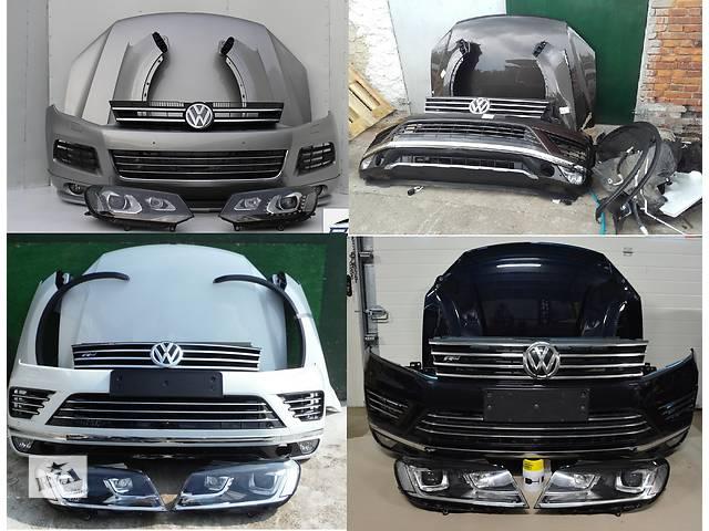 купить бу Б/у крыло переднее для легкового авто Volkswagen Touareg 7p 10- в Львове