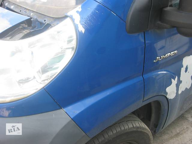 бу Б/у крыло переднее Peugeot Boxer 2006- в Ровно