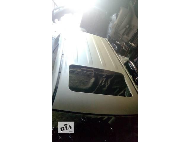 бу Б/у крыша для кроссовера Toyota Land Cruiser 200 в Киеве