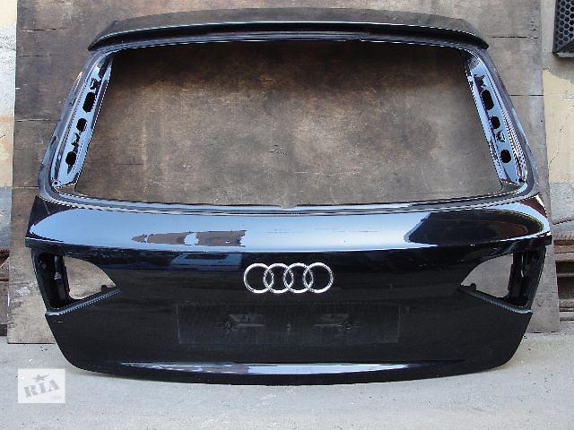 продам Б/у крышка багажника для легкового авто Audi A4 В НАЛИЧИИ!!!!! бу в Львове
