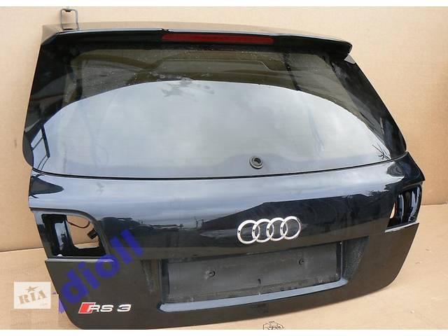продам Б/у крышка багажника для легкового авто Audi RS3 бу в Львове