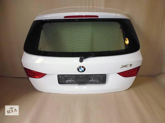 бу Б/у крышка багажника для легкового авто BMW X1 e84 в Львове