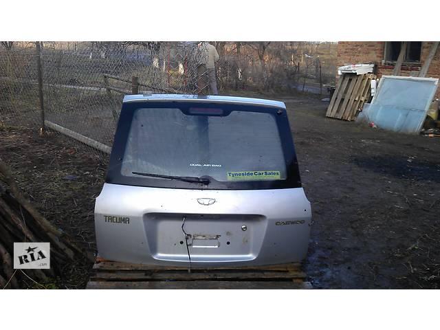 бу Б/у крышка багажника для легкового авто Daewoo Tacuma в Львове