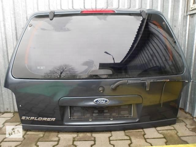 купить бу Б/у крышка багажника для легкового авто Ford Explorer в Львове