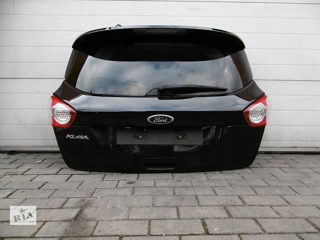 продам Б/у крышка багажника для легкового авто Ford Kuga mk1 бу в Львове