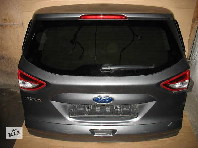 продам Б/у крышка багажника для легкового авто Ford Kuga mk2 бу в Львове