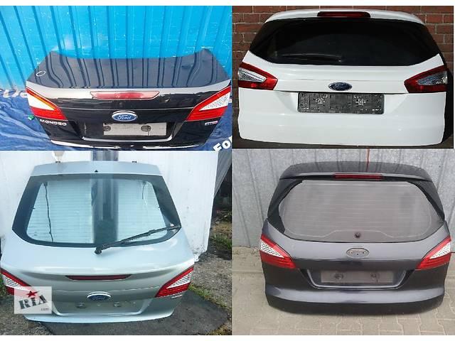 купить бу Б/у крышка багажника для легкового авто Ford Mondeo mk4 в Львове