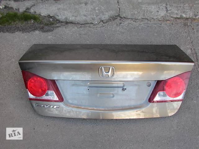 Б/у крышка багажника для легкового авто Honda Civic- объявление о продаже  в Ровно