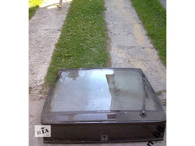 купить бу Б/у крышка багажника для легкового авто Honda CRX в Львове