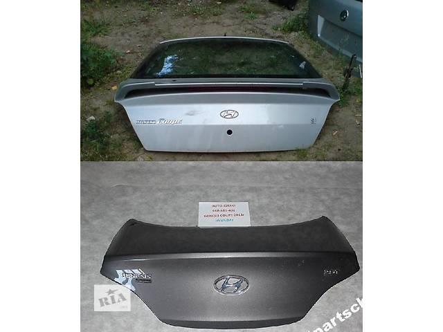 купить бу Б/у крышка багажника для легкового авто Hyundai Coupe в Львове