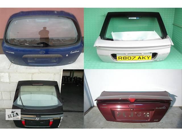 купить бу Б/у крышка багажника для легкового авто Hyundai Elantra в Львове