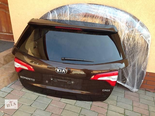 бу Б/у крышка багажника для легкового авто Kia Sorento в Ровно