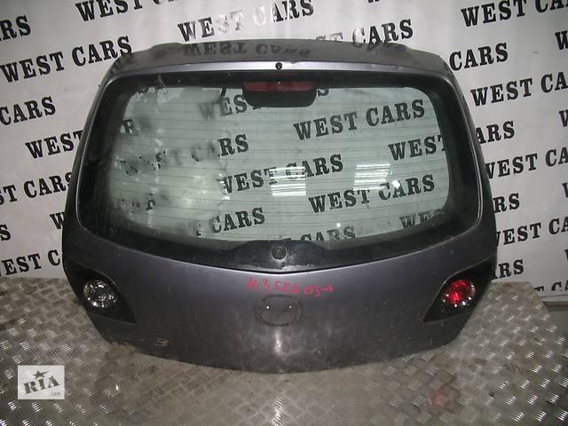 Б/у крышка багажника для легкового авто Mazda 3 Hatchback- объявление о продаже  в Луцке