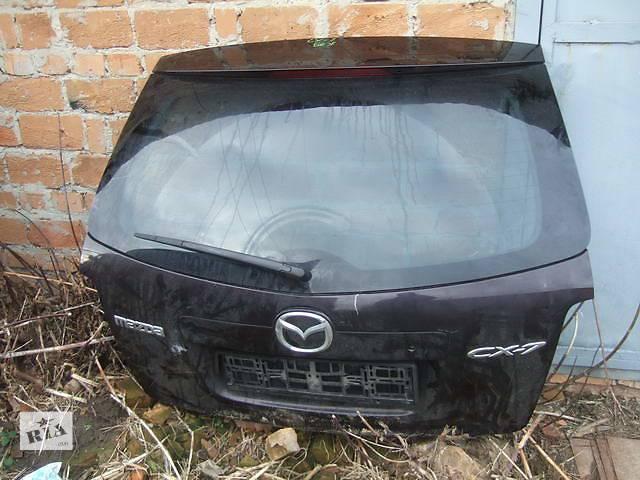 Б/у крышка багажника для легкового авто Mazda CX-7- объявление о продаже  в Ровно